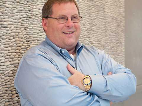 Infragistics CEO Dean Guida said his staff were missing social interaction.