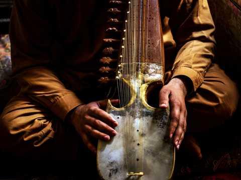 以前にタリバンが支配していた時にも、ほとんどの音楽は禁止されていた。