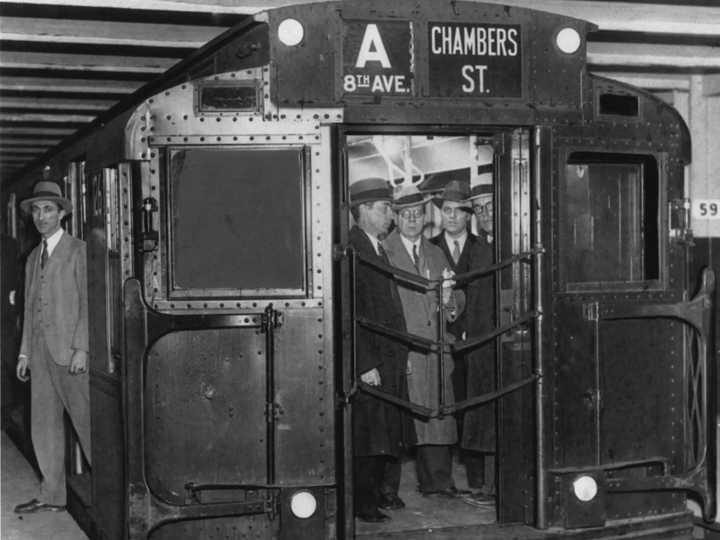 新しい地下鉄