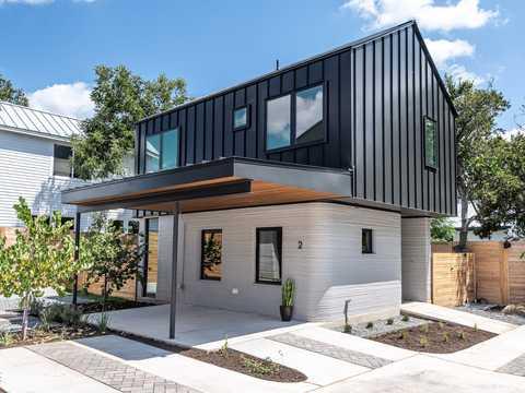 テキサス州オースティンに建設された3Dプリント住宅