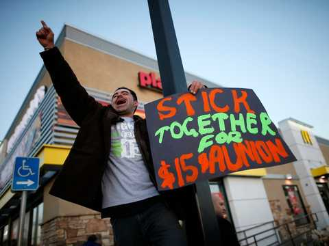 Is a $15 minimum wage enough anymore?