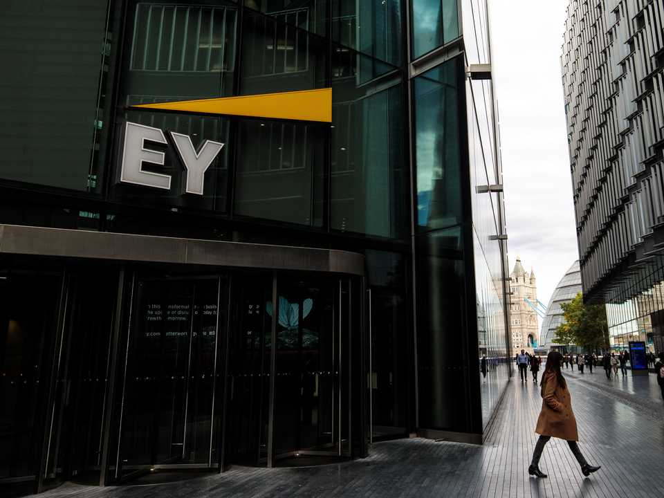 7. Ernst & Young