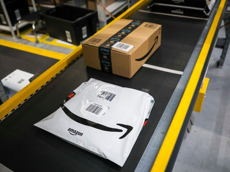 6. Amazon