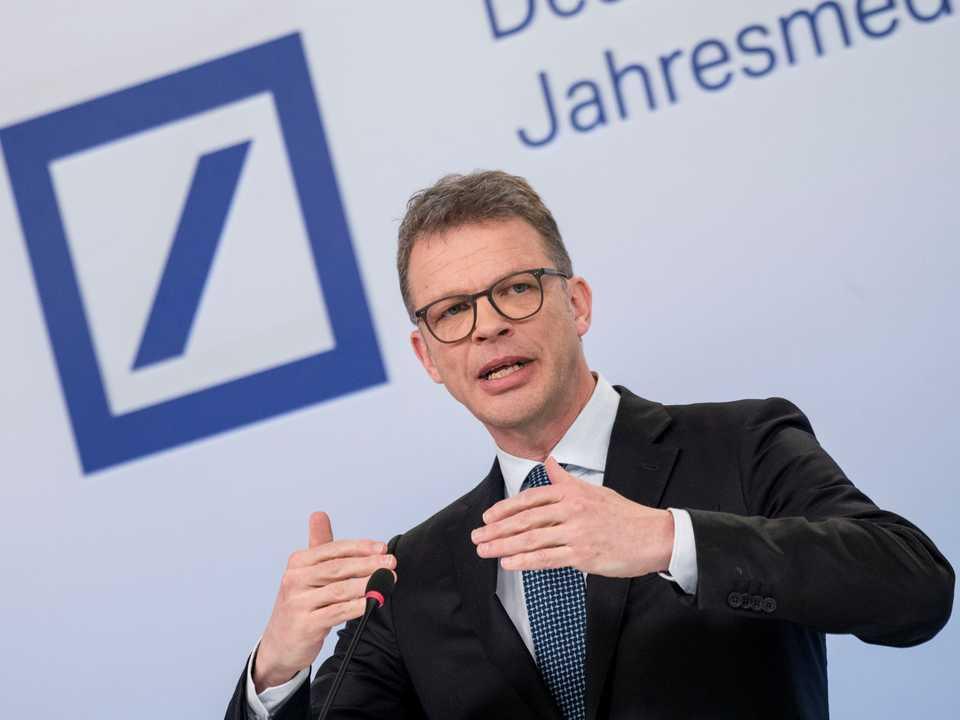 25. Deutsche Bank