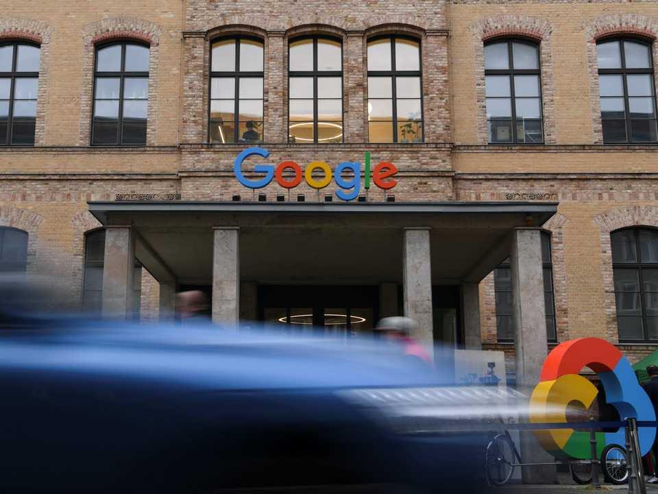 1. Google