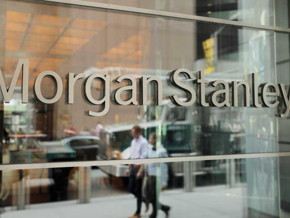 16. Morgan Stanley