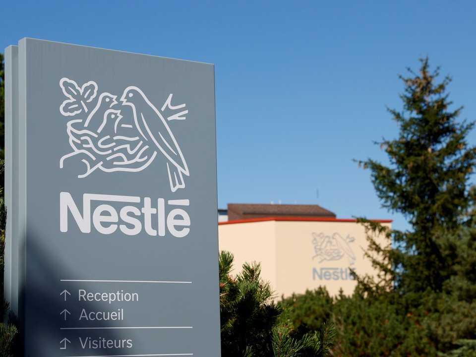 19. Nestle