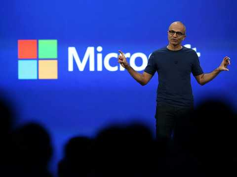 Business students are interested in landing a job at Microsoft, according to Universum's report of the World's Most Attractive Employers.