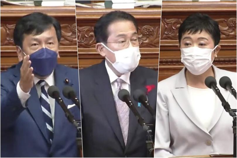 「審議拒否したのは自民党」立憲・枝野氏と辻元氏、コロナ対策で岸田首相の責任追及
