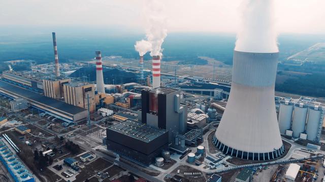 ポーランドのコジェニツェ火力発電所