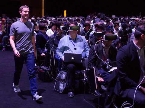 フェイスブック、あなたのあらゆる動きを監視するAI技術を開発中