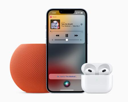 Apple_HomePod-mini_Apple-Music-Voice_AirPods-3rd-gen_10182021