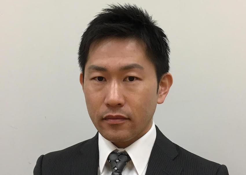 加藤慎也(海外事業本部 アジア・パシフィック統括部)