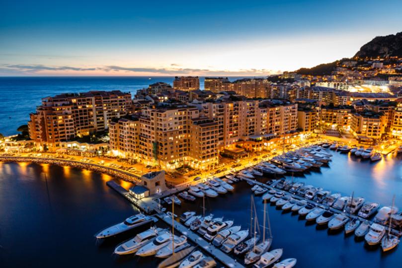 公国 モナコ