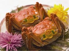 今が旬の上海蟹を、まるごと味わえる銀座の名店