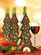 割るのが楽しみなチョコボトル&ツリーワインでクリスマスの準備万端に
