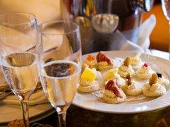 食事と楽しむお酒。たっぷり熟成させた「フード シャンパーニュ」の魅力