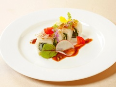 紅葉鯛の口どけとろり。香り高い「梅酒ヌーボー」と楽しむ創作和食