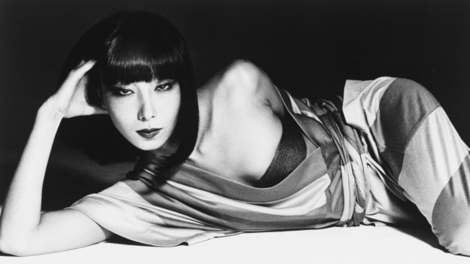 元祖日本人トップモデルの世界を虜にした美しさ