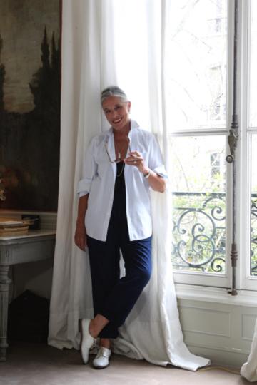 ファッションも人生もお手本にしたいパリのマダムたち