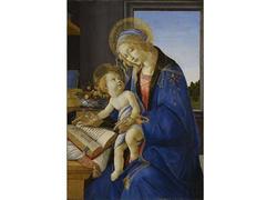 貴重な大回顧展。初期ルネサンスを象徴する画家、ボッティチェリ作品が集結
