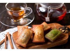 「ハーニー&サンズ」の茶葉を使った日本限定フィナンシェとキャンドルが登場