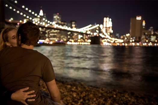 NYで生きていく パートナー探し
