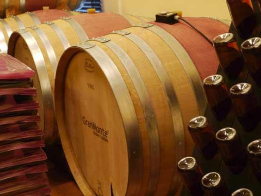 タイ カオヤイ ワイン ワイナリー