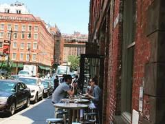 #11 家でお茶もいれない。ニューヨーカーの食事情【NYで生きていく】