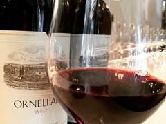 サザビーズで高額落札。トスカーナの名門ワインが日本にやって来る!
