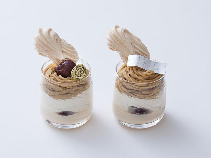 【ビジネス手土産 #5】気遣いすらも美しく。グラスデザートのモンブランを贈る