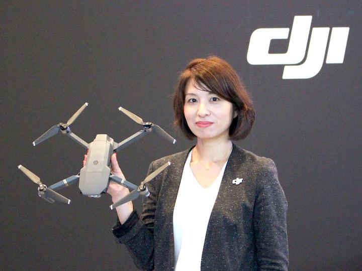 未来を感じるプロダクトの「可能性」に賭けた転職【DJI JAPAN 柿野朋子さん】