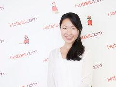チャンスに飛び込む瞬発力。「好き」が転職を成功させた【Hotels.com 生駒千絵さん】