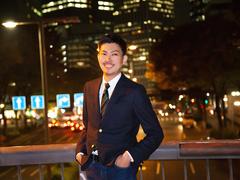#9 デニムが似合う長身イケメンは西新宿のバーにいる【いい男に会いに行く】