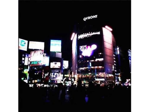 渋谷、小春日和。カオリと社員食堂【東京一夜】 #ショートストーリー