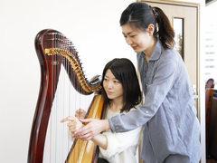 #6 凛とした女性にアップデート! 楽器の女王「ハープ」を習う【女のお稽古道】