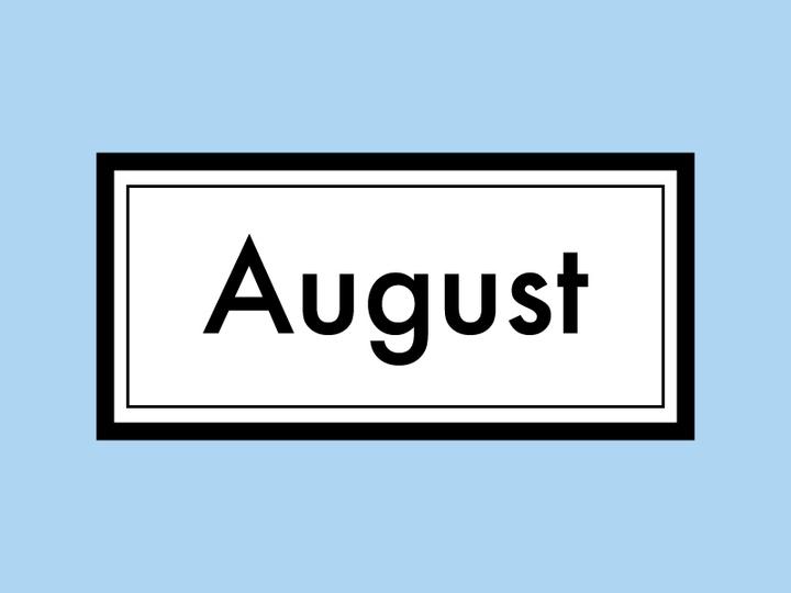 haruの恋占い 8月のあなたの物語(8月生まれ)