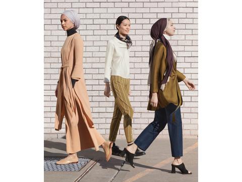 ユニクロが表現するダイバーシティ。春は文化をファッションで纏う