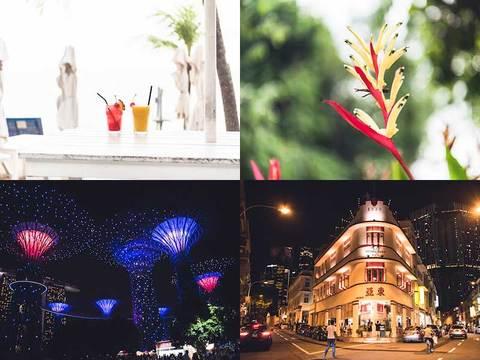 リゾート、アート、食。4日間で味わい尽くす女の旅プラン【シンガポール紀行】