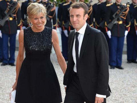 フランスで注目の政治家エマニュエル・マクロンの妻は24歳年上