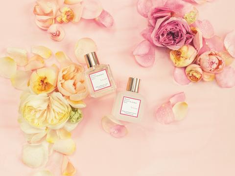 フランス王妃が愛した花。バラの香りのオイル&ミスト