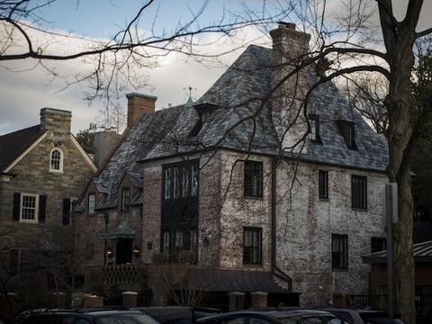 ご近所さんは大物ぞろい。オバマ氏ホワイトハウス近くに豪邸を購入