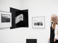 感性を磨く、資生堂ギャラリーの静謐な写真