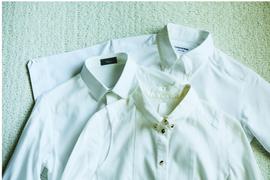 #5 颯爽と歩きたくなる白シャツ【青木貴子のワードローブ】
