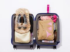 プロより参考になる、パッキング上手な3人のいまどきスーツケース