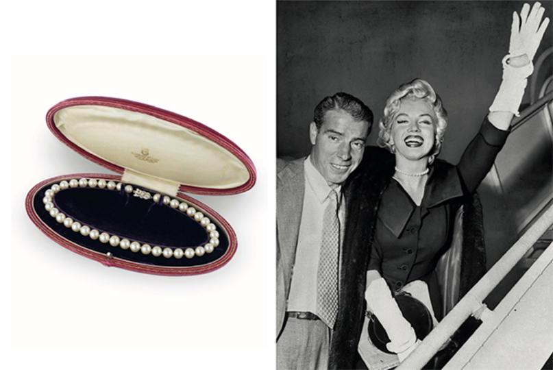 マリリン・モンローが生涯そばに置いたパール。ミキモトの展覧会