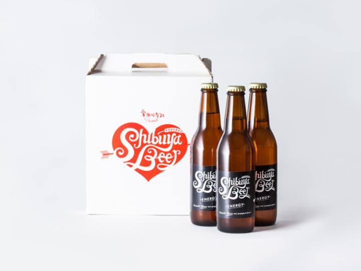【ビジネス手土産 #27】レア度高め、エナジー入り。渋谷発のクラフトビール