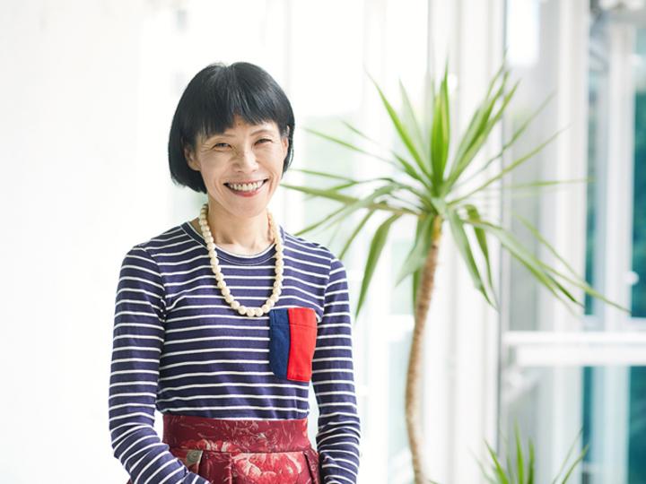 いつも怖くなるほど真剣勝負/伊藤忠ファッションシステム 取締役 川島蓉子さん