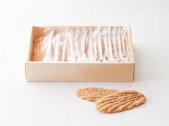 【ビジネス手土産 #29】老舗洋菓子舗のロングセラー。サクサクのリーフパイ