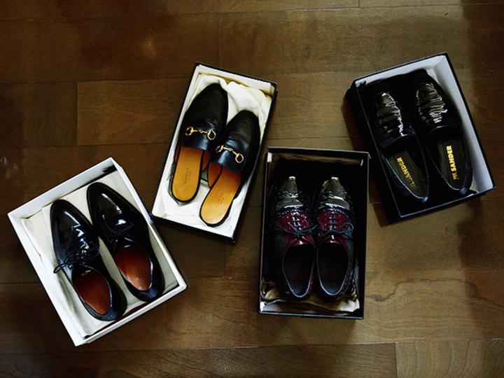 #7 人生を一緒に歩く靴【青木貴子のワードローブ】